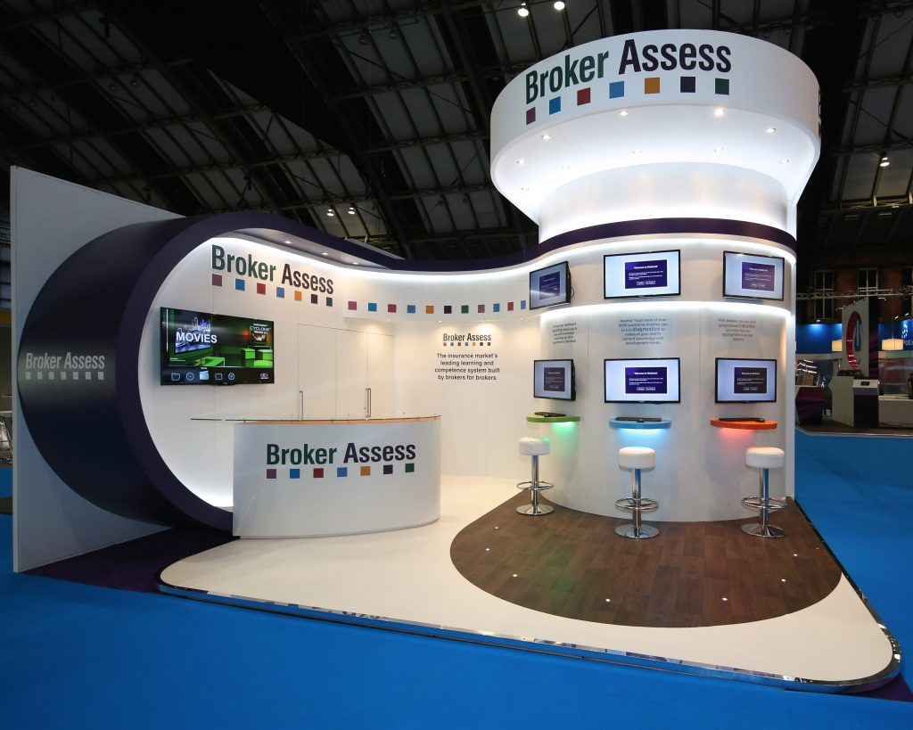 Exhibition Stands Broker Assess